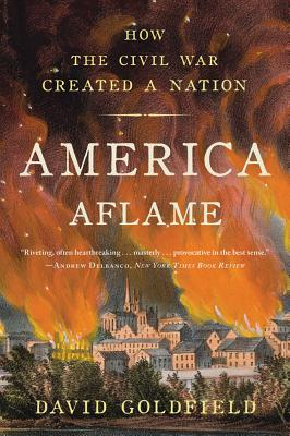 America Aflame By Goldfield, David